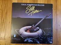 IAN THOMAS BAND  STILL HERE NM Vinyl LP VG+ Record Cover SD 19167 Atlantic 1978