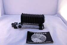 Pentax M42 Screw Mount Lens Auto Macro Bellows II 2