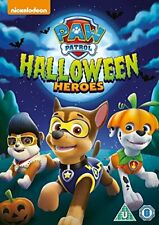 Paw Patrol Halloween Heroes DVD Region 2