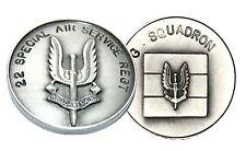 More details for g sqn - sas 22 special air service regiment coin - hand made original g squadron