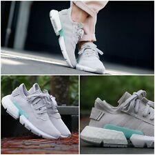 NEW $130 ADIDAS Originals POD-S3.1 Unisex Men/Women Shoes Grey/Mint SELECT SIZE