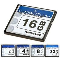 High Speed CF Memory Card Compact Flash CF Card for Digital Camera Computer