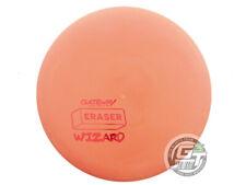 New Gateway Eraser Wizard 173g Orange Red Foil Putter Golf Disc