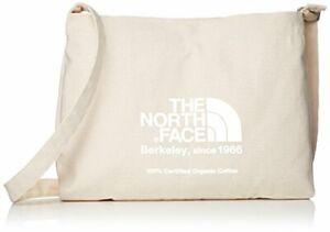 The North Face shoulder bag musette bag Natural White