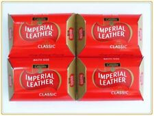 USD - Classic Cussons Imperial Leather Bath Size Soap 4 x 115g