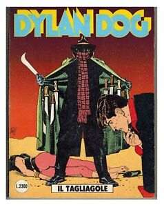 Dylan dog 75 The Cutthroat Gianluigi Coppola