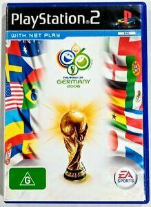 FIFA WORLD CUP GERMANY 2006 - PLAYSTATION 2 (No manual)