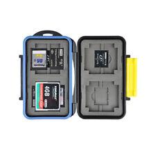 Tarjeta De Memoria soporte 4cf 4sd 4xd 4ms Pro Duo Mc-3 Impermeable Anti-shock