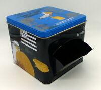 """Boîte en métal distributeur de friandises """"la mouette masquée"""""""