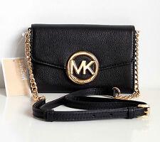 Damentaschen im Messenger-Taschen-Stil aus Leder mit Verstellbare Trageriemen und Magnetverschluss