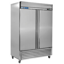 Kratos Refrigeration 69K-774 2 Door Reach-In Freezer, 46 Cu. Ft.