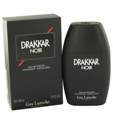 DRAKKAR NOIR by Guy Laroche Eau De Toilette Spray 3.4 oz for Men