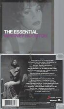 CD--WHITNEY HOUSTON -- --2CD -- THE ESSENTIAL WHITNEY HOUSTON