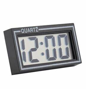 Digital LCD Table Car Dashboard Desk Date Time Calendar Small Clock Reliable🇬🇧
