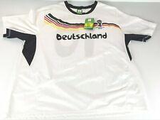 New XXL Mens Deutschland Germany Fifa World Cup 2014 Football Soccer Top Jersey