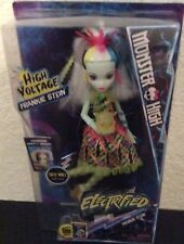 Monster High Electrified High Voltage Frankie Stein Doll NEW