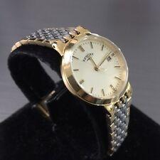 Ladies rotary dress fashion watch LB03497/03 gold steel genuine