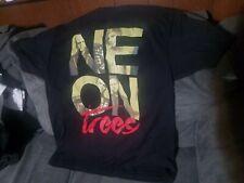 Neon Trees Band Shirt Mormon Dance Pop Rock Large