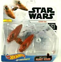 Cloud Car Hot Wheels Star Wars Starships 2020 GMH65 Disney Die-Cast