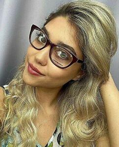 New Mikli by ALAIN MIKLI ML 1612c01E 53mm Brown Women's Eyeglasses Frame