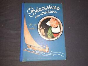 Bécassine en croisière  Caumery - Illustrations de Pinchon - 1936