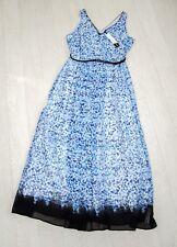RRP £110 BNWT ladies 'DEBENHAMS' PREEN EDITION BUTTERFLY MAXI DRESS size UK 16