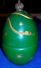 Theo Faberge Devil Egg
