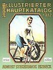 Illustrierter Hauptkatalog I 1912. August Stukenbrok, Ei... | Buch | Zustand gut <br/> *** So macht sparen Spaß! Bis zu -70% ggü. Neupreis ***