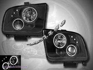 2005 2006 2007 2008 Ford Mustang Projector Head Lights