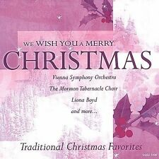 Various Artists : We Wish You a Merry Christmas CD