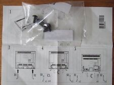 "6 x GENUINE  PANASONIC TV STAND  FOOT SCREWS FOR  TX 40"" 48"" 55""  CX400B"