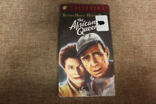 The African Queen (New Sealed Vhs 1951) Humphrey Bogart Katharine Hepburn