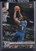 🔥💎 ZION WILLIAMSON 2019-20 PANINI ROOKIE CARD New Orleans Pelicans RC #120
