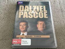 Dalziel & Pascoe : Series 3 (DVD 2011 2-Disc Set) Season