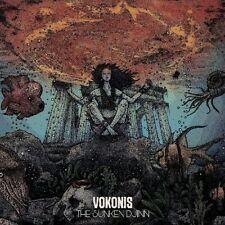 Vokonis-The Cate Djinn CD NEUF