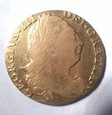 Gold full  guinea 1775 George III