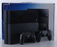 Sony PlayStation 4 PS4 Gaming Console CUH-1115A 500GB Dualshock 4 Controller