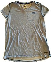 The North Face Womens Blue Short Sleeve T Shirt Size Large