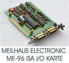 Meilhaus Electronic me-96 me96 Isa I/O Scheda IC d8255ac Opto IN/OUT INTERF k002