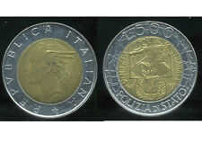 ITALIE   ITALY  500 lire 1997  ( bis )