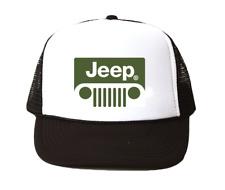 Jeep hat Trucker Hat mesh hat black New hat