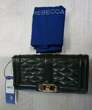 NEW Rebecca Minkoff Mini Love Clutch Dark Forest Cross Body Bag Retail $175