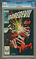 Daredevil #203 CGC 9.8 White Pages