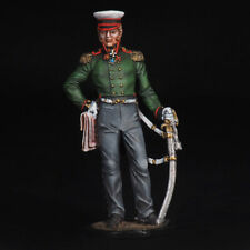 Tin Soldier, Major General A.P. Ermolov. Russia, 1812, Napoleonic 54 mm