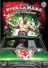 WWE - Viva La Raza - The Legacy Of Eddie Guerrero 4 DVD Set Wrestling WCW Mint