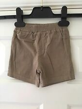 Cherokee Boys Brown Shorts Size 3-6 Months