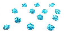 Acrylic Crystal Gem Stone Ice Rocks Table Scatter Confetti Vase Filler, 4 Pounds