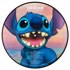 Disney's Songs from Lilo and Stitch, Picture Vinyl Record, NEW