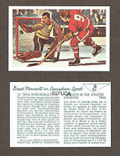 1961 Wheaties Great Moments #19 Trail Smoke Eaters Replica
