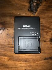 New Open Box Nikon MH-24 Quick Battery Charger (D)